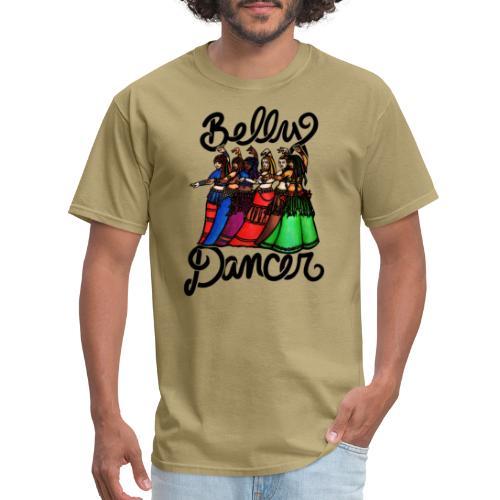 Belly Dancer - Men's T-Shirt