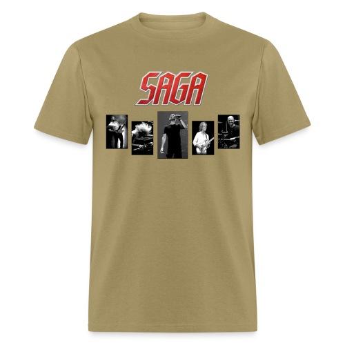 Saga photo 2019 shirt - Men's T-Shirt