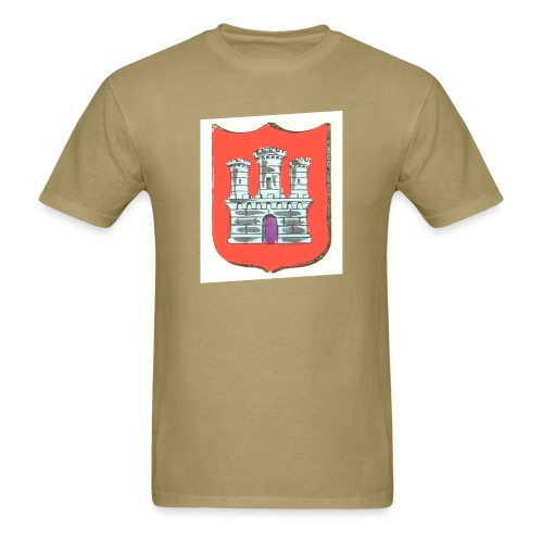 Hollow Myths Emblem - Men's T-Shirt