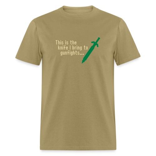 knife2 - Men's T-Shirt
