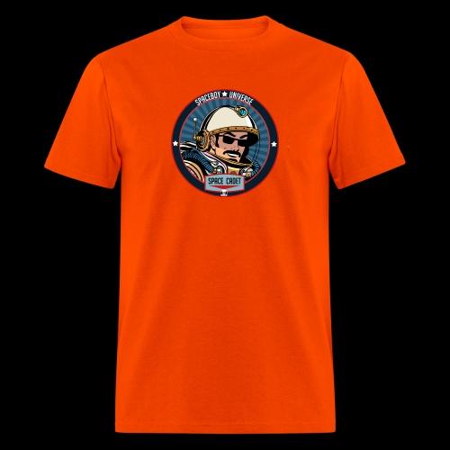 Spaceboy - Space Cadet Badge - Men's T-Shirt