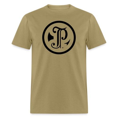 TP Logo - Men's T-Shirt