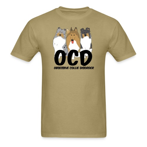 OCD - Men's T-Shirt