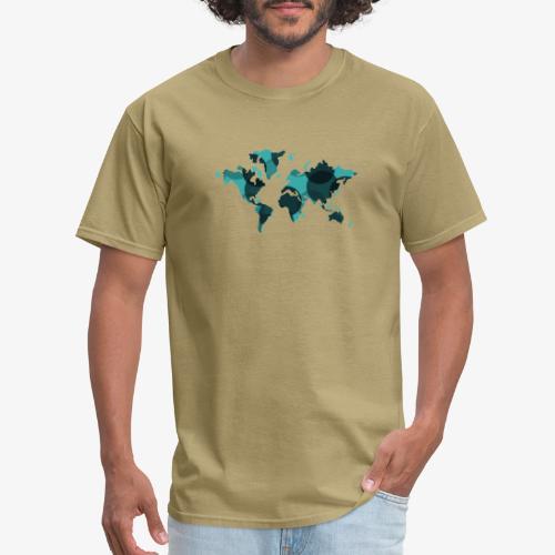 Artsy Earth - Men's T-Shirt