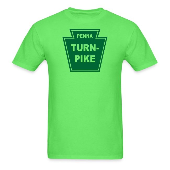 PA Turnpike for light shirts