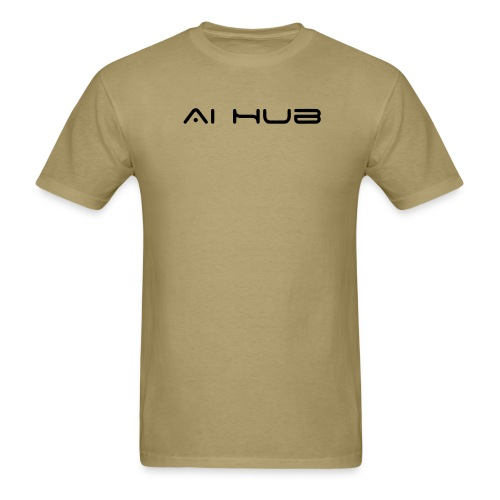 aihubspaceage - Men's T-Shirt