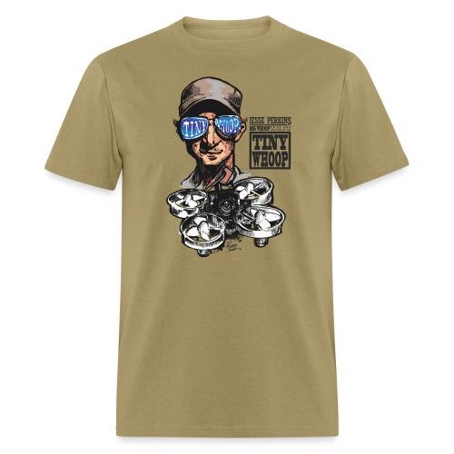 TW Final black text - Men's T-Shirt