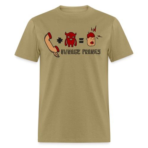 op addition color final - Men's T-Shirt