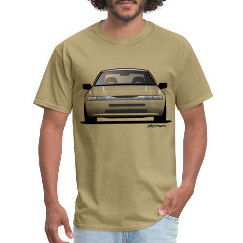 Subaru Alcyone SVX Modern JDM Icon Sticker - Men's T-Shirt