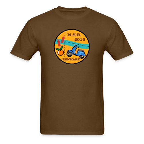 2016 NSR Renmark - Men's T-Shirt