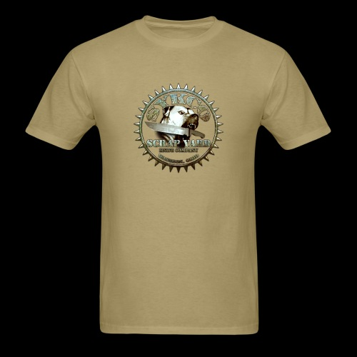 SYKCO Dog Collar - Men's T-Shirt