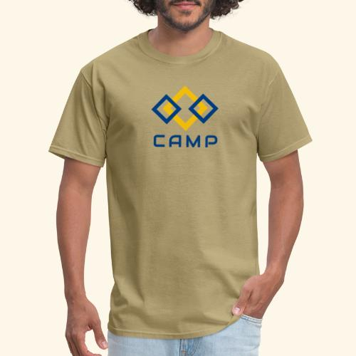 CAMP LOGO and products - Men's T-Shirt