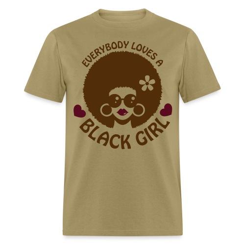 everybodyloves2 - Men's T-Shirt