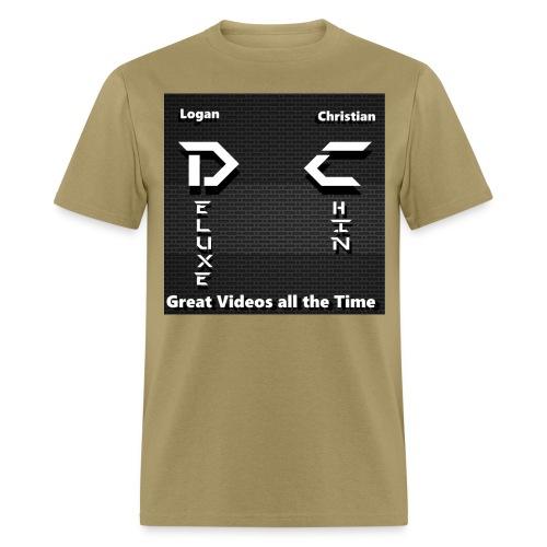 Deluxechin SS png - Men's T-Shirt