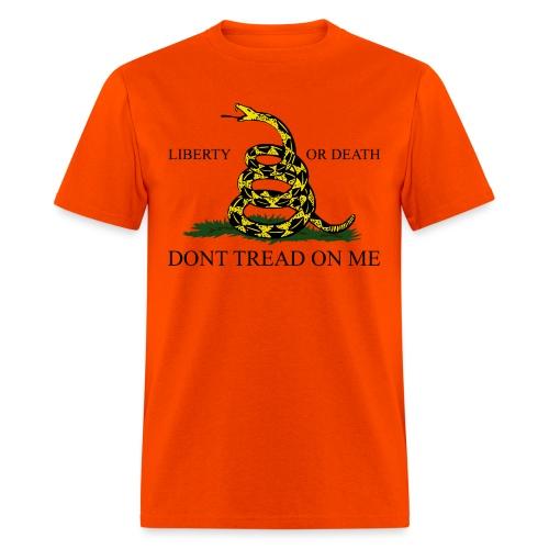 donttread1 - Men's T-Shirt