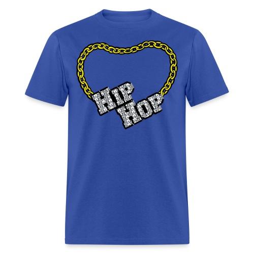 Hip Hop Bling - Men's T-Shirt
