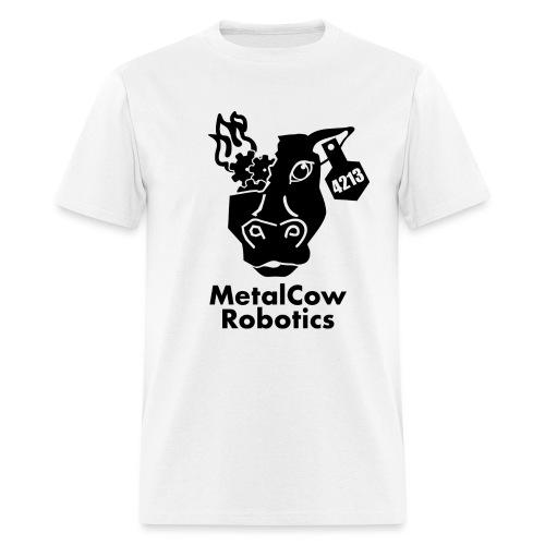 MetalCow Solid - Men's T-Shirt