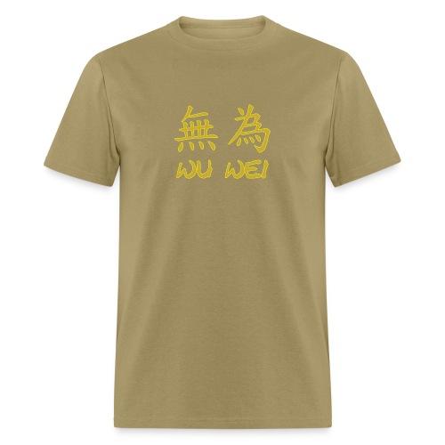 wu wei - Men's T-Shirt