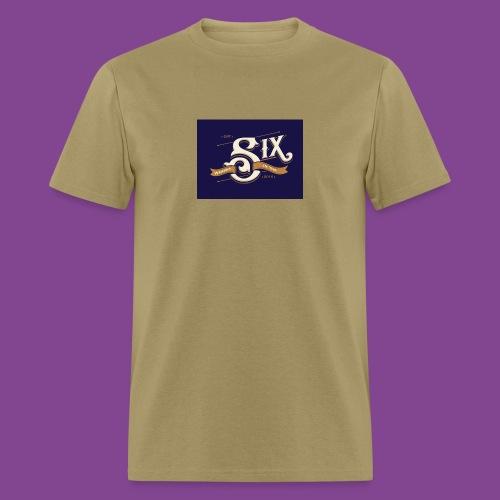 the 6 blue - Men's T-Shirt
