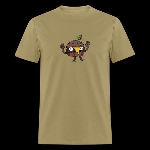 Dancing Burger - Men's T-Shirt