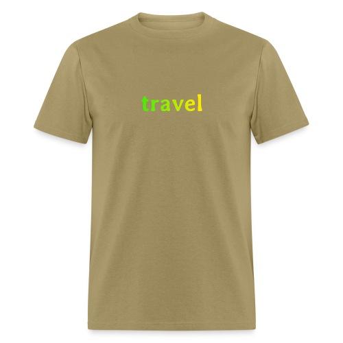 travel - Men's T-Shirt