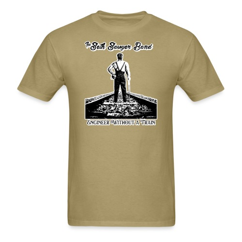 SSB Engineer Without a Train - Men's T-Shirt