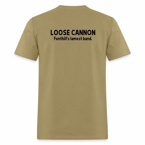 Fonthill's Lamest Band - Men's T-Shirt