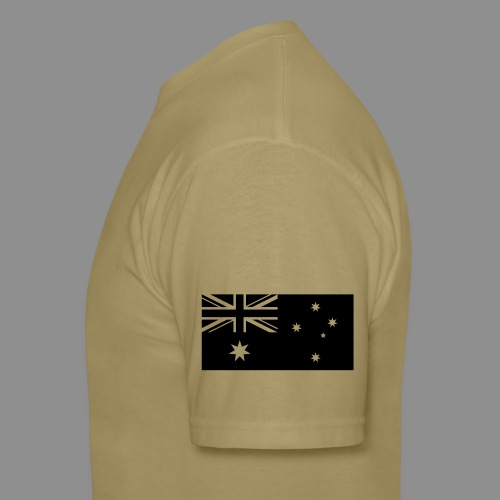 Australian flag subdued - Men's T-Shirt