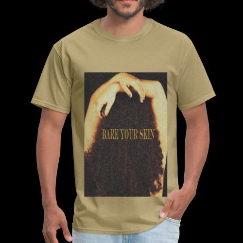 Bare Your Skin Color - Men's T-Shirt