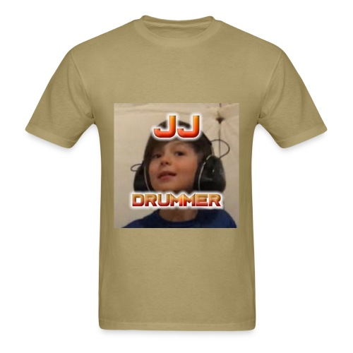 JJ Drummer Merch Clothing - Men's T-Shirt
