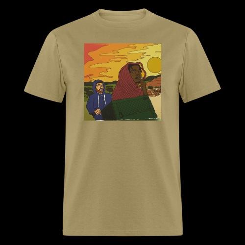 E T Logo - Men's T-Shirt
