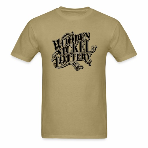 WNL Band Logo - Men's T-Shirt