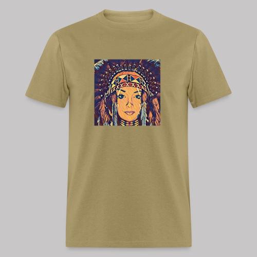 A Cherokee Story - Men's T-Shirt