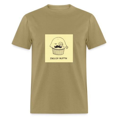english muffin merch - Men's T-Shirt