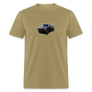 The A-Team van - Men's T-Shirt