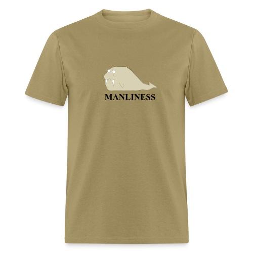 Manliness - Men's T-Shirt