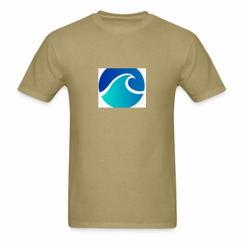The Wave - Men's T-Shirt