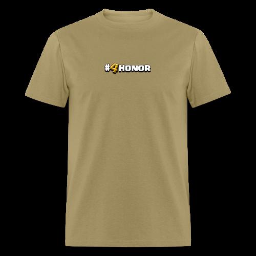 4honor yellow - Men's T-Shirt