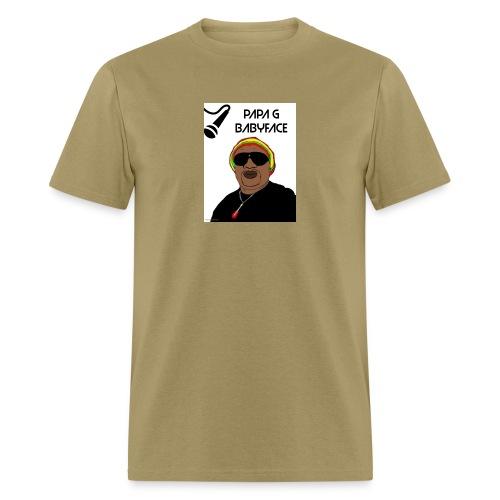 papa g - Men's T-Shirt