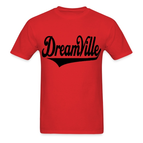 dreamville black - Men's T-Shirt