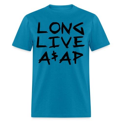 llasapblack - Men's T-Shirt
