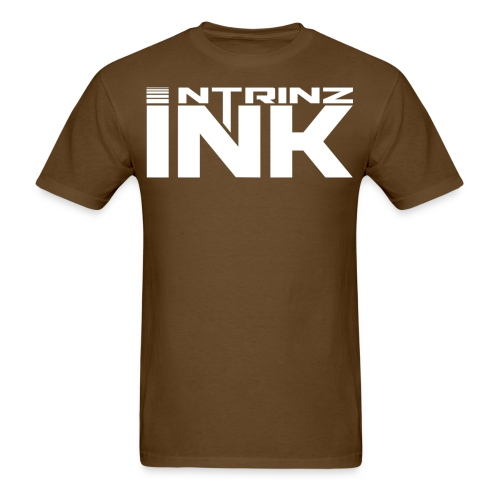 Intrinz Ink Logo - Men's T-Shirt