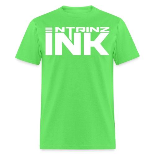 Intrinz Ink Logo - Men's T-Shirt