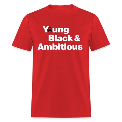 YBA Red and Blue Shirts2 - Men's T-Shirt