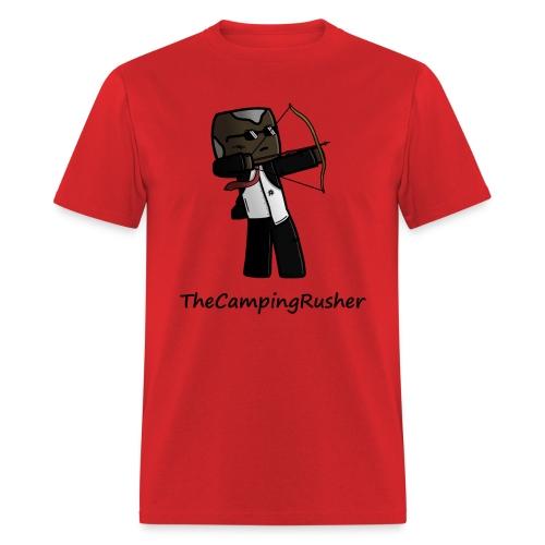 tcrbowfulltransparentt - Men's T-Shirt