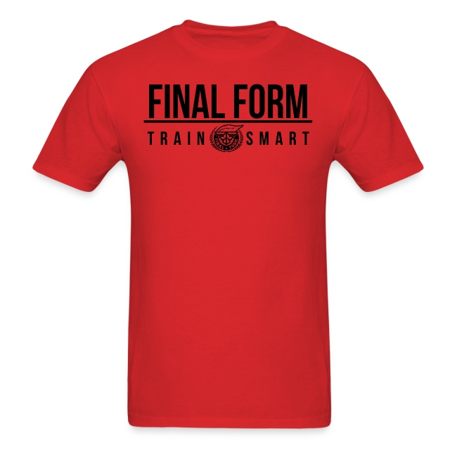 final form logo train smart black png