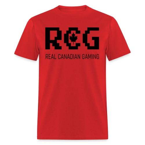 RCG black - Men's T-Shirt