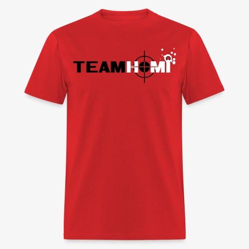 teamhomi blktee - Men's T-Shirt