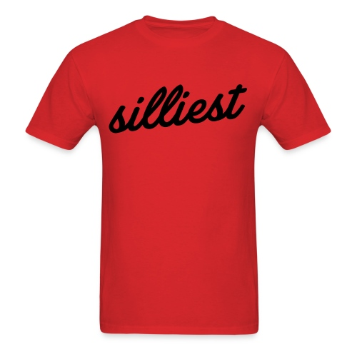 silliest1 png - Men's T-Shirt