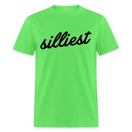 silliest1 png - Men's T-Shirt